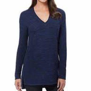Ellen Tracy Women's Knit V-Neck Pullover NWT